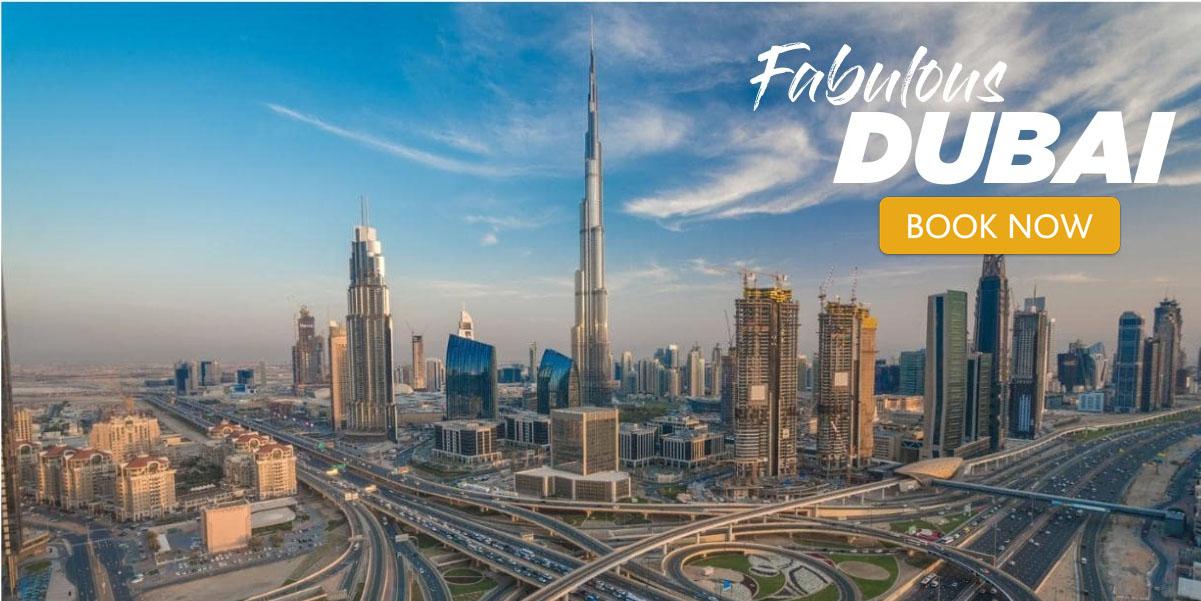 EXPRESS 5 DAYS DUBAI